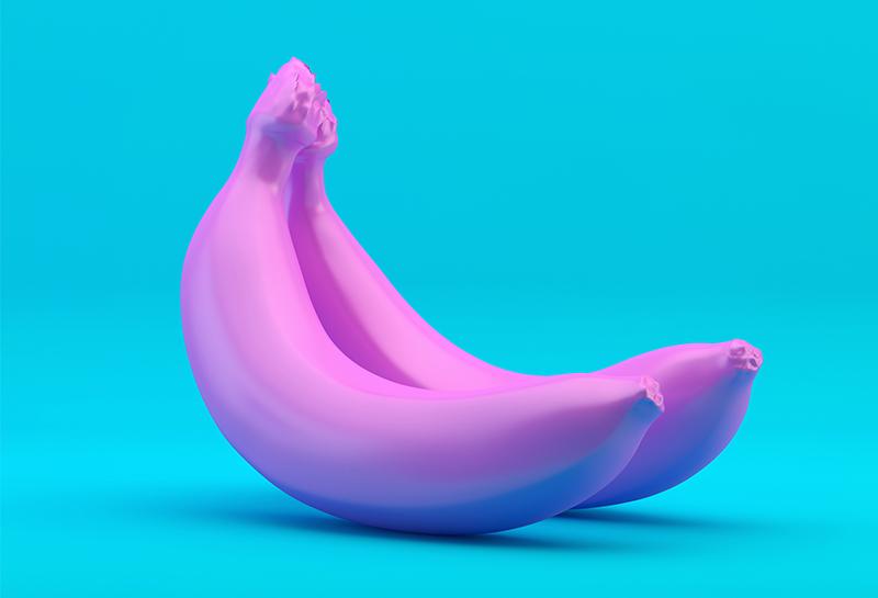 Think bananas